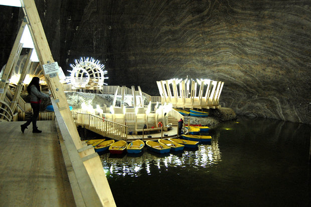 BOATING-LAKE-Salina-Turda