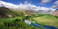 Phandar Valley, Ghizer