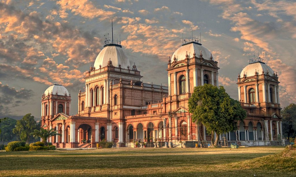 Noor Mahal, Bahawalpur. — Photo by Usama Shahid