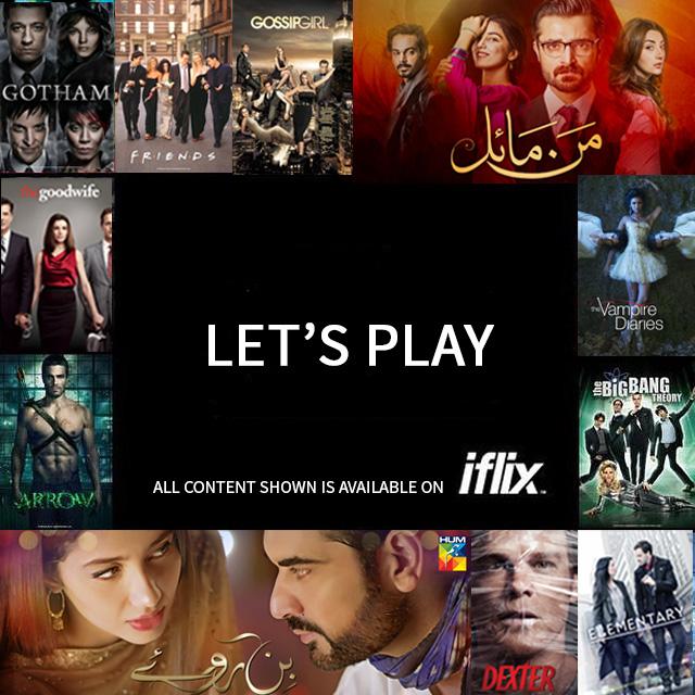 iflix pakistan
